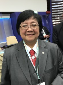 Dr.Siti Nurbaya, Minister of Environment and Forestry Indonesia